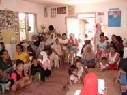 Voorlichtingsprogramma over borstvoeding