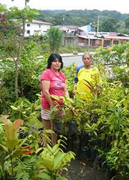 vrouwenproject Melania Jatun SISA