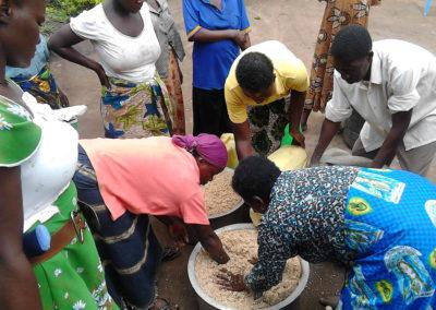 Kameroen (1) – Open Door, training in economische activiteiten van interne vluchtelingen – nalatenschap mw. Terwijn