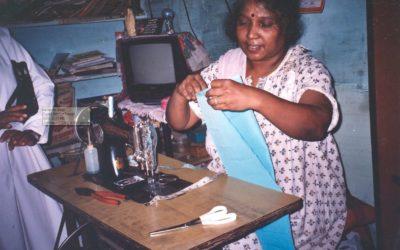 Katoenen tassen project, AZ-IN-37/E, India