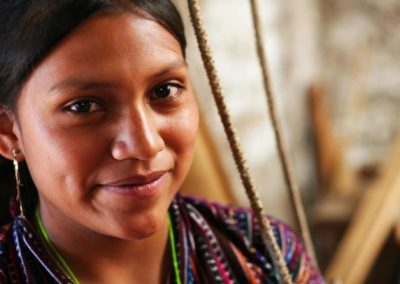 Guatamala (6) Opleiding van Maya vrouwen – geadopteerd door de Dominicuskerk in Amsterdam