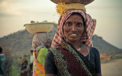 Levensonderhoud voor Dalit-vrouwen