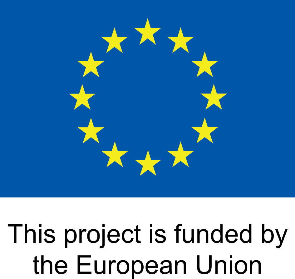 Logo european union funded by