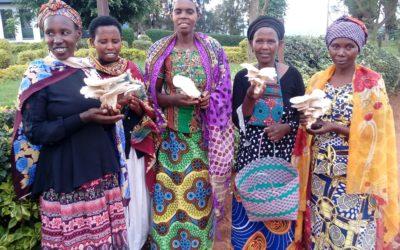 Fietsreis door Rwanda