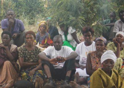 Uganda (79) – Positieverbetering van vrouwelijke bouwvakkers – nalatenschap mw. Terwijn