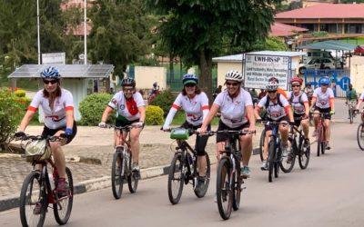 Fietstocht Rwanda