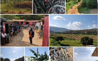 De fietshandelaar