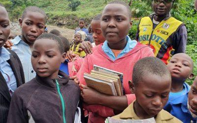 Vacatures vrijwilliger Afrika-commissie