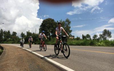 Laatste fietsdag
