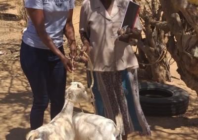 Oeganda (60) – Geiten en geitenmelk – sponsoren gezocht voor 1.665 euro