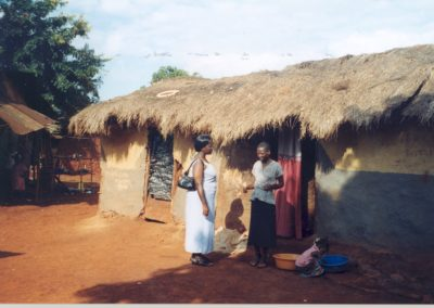 Kenia (30) – Hairdressing salon – gereserveerd voor adoptie