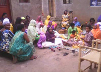 Rwanda (9) – Kleinschalig naaiproject – gereserveerd voor adoptie