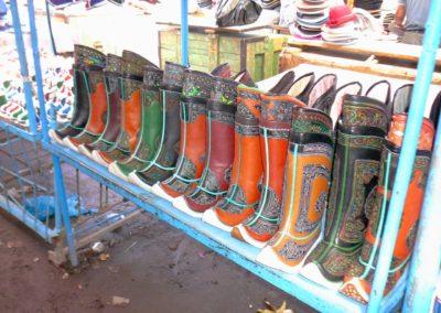 Mongolië (1A) – Laarzenmakerij – sponsoren gezocht voor 1.270 euro