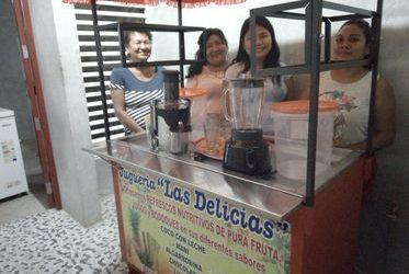 Sapwinkel Peru gestart